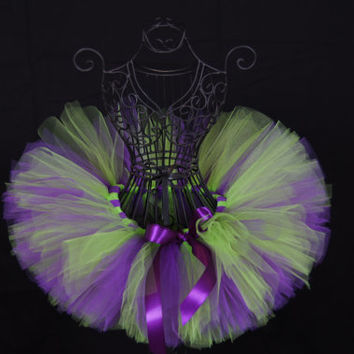 Dopey inspired tutu from Snow White and the Seven Dwarfs, Disney Tutu, Run Disney Tutu