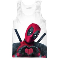 Deadpool Tank Top