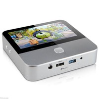 "ZTE Spro 2 200 Lumen 120"" Display 5"" Touchscreen Android Smart WiFi Projector - Walmart.com"