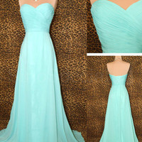 WowDresses — Exquisite A-line Sweetheart Sweep Train Prom Dress