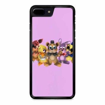 Five Nights Of Kawaii Chibi iPhone 8 Plus Case