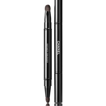 CHANEL RETRACTABLE DUAL TIP EYE-CONTOURING BRUSH