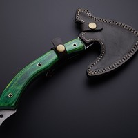 BucknBear Survival Tomahawk Axe Knife