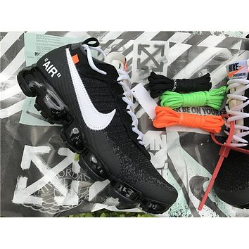 Original Nike Air Vapormax Off White Black 2018