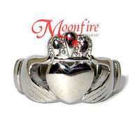 BUFFY THE VAMPIRE SLAYER Buffy Angel Claddagh Ring