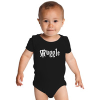 Harry Potter Muggle Baby Onesuits