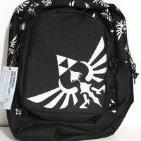 Legend of Zelda - Skyward Sword Triforce School Backpack