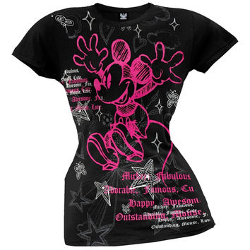 Mickey Mouse - Fabulous Juniors T-Shirt