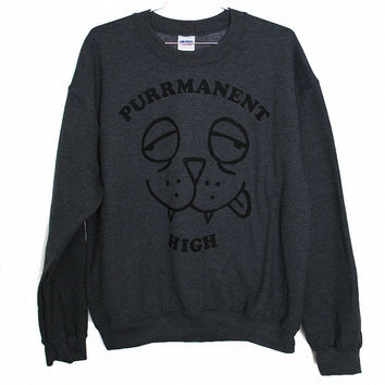 Purrmanent Hight Sweatshirt (Select Size)