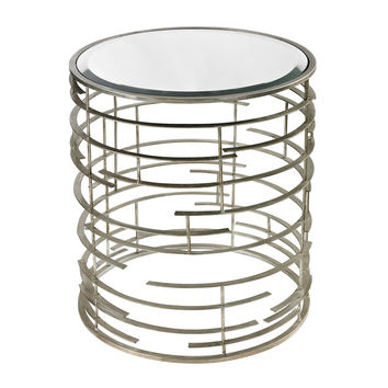 Ossett Metal Side Table