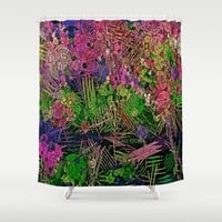:: Paradise :: Shower Curtain by :: GaleStorm Artworks ::