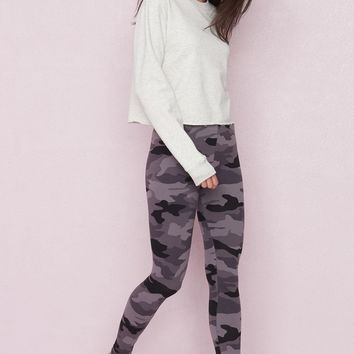 Camo High Rise Super Soft Legging