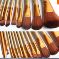 12 Pcs NK 3 Naked Kit Makeup Brushes Set Kit Styling Tools For Make Up