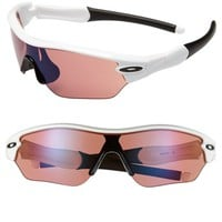 Women's Oakley 'Radar Edge' 135mm Sunglasses