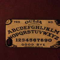Ouija Board Hard Case iPhone 4 or iPhone 4S  by SheaBoutique