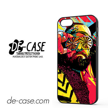 Macho Man Randy Savage DEAL-6760 Apple Phonecase Cover For Iphone 5 / Iphone 5S