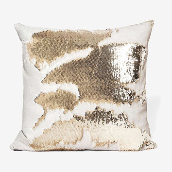 40*40 Sequin Mermaid Pillow Color-Changing Swipe Hand Fun Pillows Two-tone reversible writable sequins Pillow Cover Home Decor