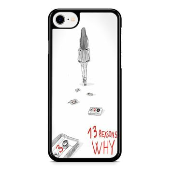 13 Reasons Why 4 iPhone 8 Case