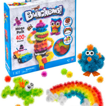 Bunchems! Mega Pack: Squish, create, and connect