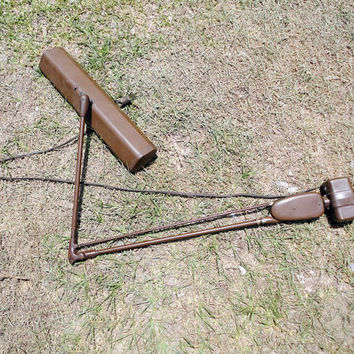 Vintage Lamp Dazor table drafting lamp, industrial, steampunk