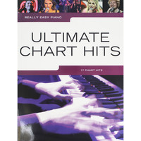 Really Easy Piano Ultimate Chart Hits | Cheap Music Books at The Works