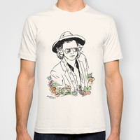 Harry Styles T-shirt by Mariam Tronchoni