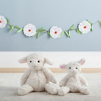 White Lamb Plush