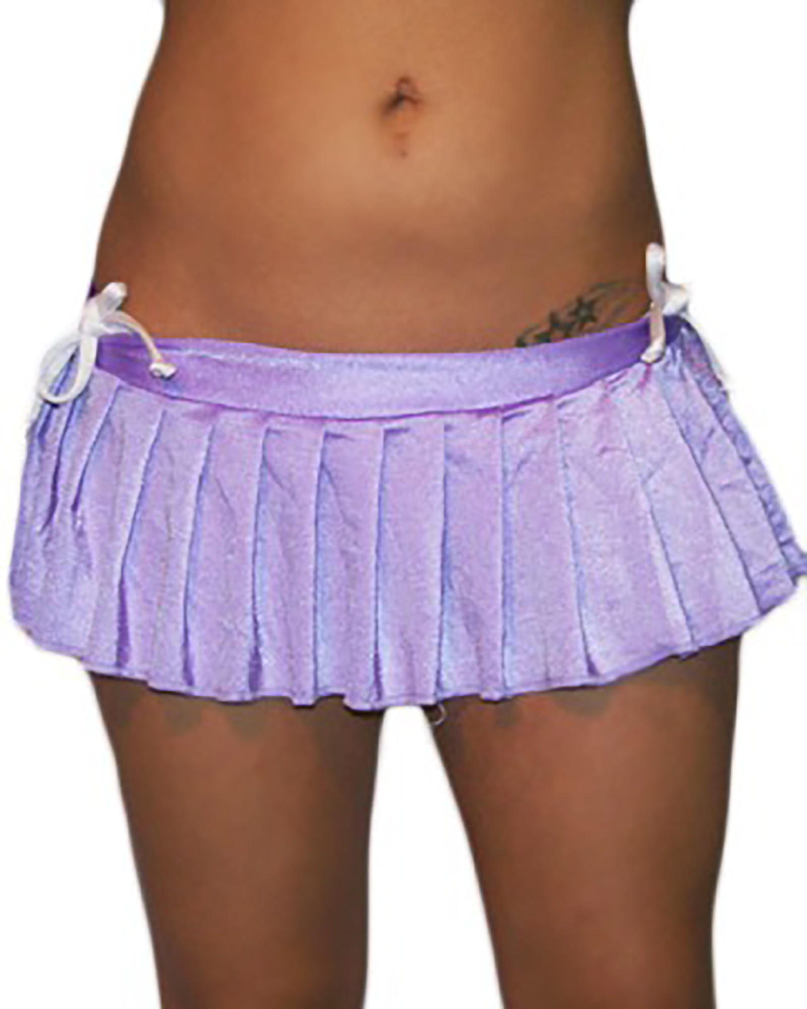 fe74d0dad3 Sexy Pleated Lycra Mini Skirt-Stripper from Sassy Assy Clubwear