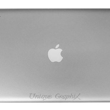 Live Long and Prosper Vulcan Script Vinyl Decal macbook laptop sticker