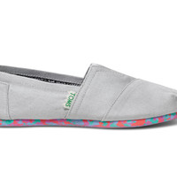 Grey Earthwise Vegan Youth Classics US