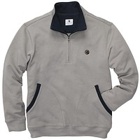 Thomas Pullover in Grey by Southern Proper
