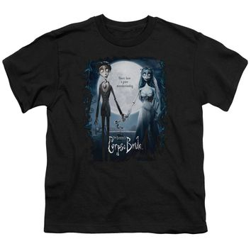 Corpse Bride - Poster Short Sleeve Youth 18/1