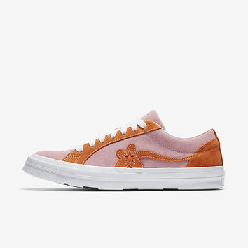 The Converse GOLF le FLEUR* One Star Suede Low Top Unisex Shoe.
