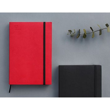 2018 Simple dated daily diary planner
