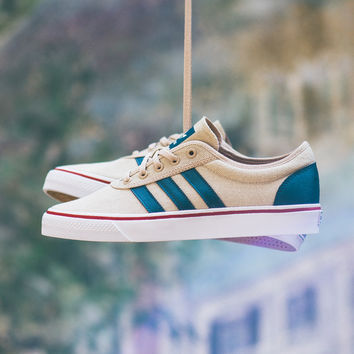 Adidas Adi-Ease - Tan/Teal/Powder Red