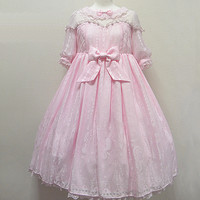 Shadow Dream Carnival One Piece - Pink [162PO02-030049-pk] - $302.00 : Angelic Pretty USA