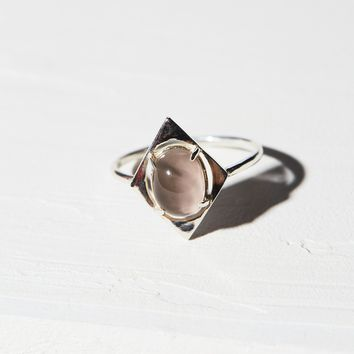 Free People Rhombus Mood Ring