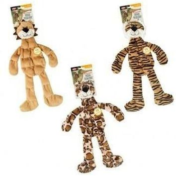 """Ethical Products Skinneeez Tons-O-Squeakers Dog Toy 20"""""""