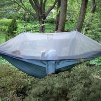 Fancy - Netted Cocoon Hammock