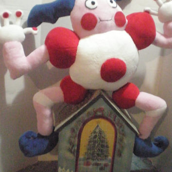 Mr Mime Pokemon Plush