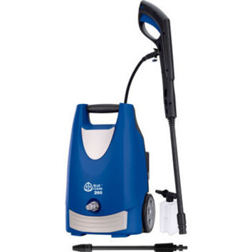 AR Blue Clean 1700 PSI Electric Cold Water Pressure Washer
