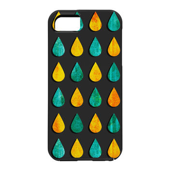Elisabeth Fredriksson Raindrops 1 Cell Phone Case