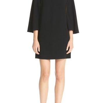 Tibi Cape Dress | Nordstrom