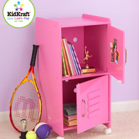 KidKraft Medium Locker - Bubblegum - 14326