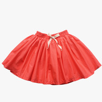 Vierra Rose Vienna Gathered Skirt in Coral - FINAL SALE