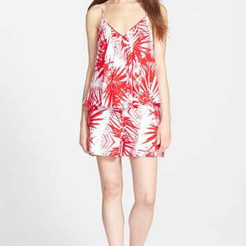 Women's Plenty by Tracy Reese Swingy Print Romper