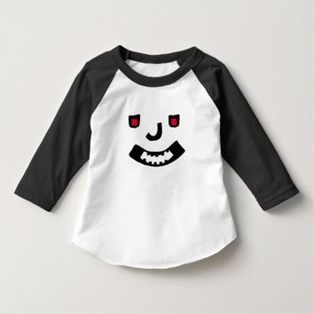 Scary Smile Face T-Shirt