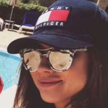 CREYONMI Tommy Hilfiger Embroidered Baseball Cap Hat