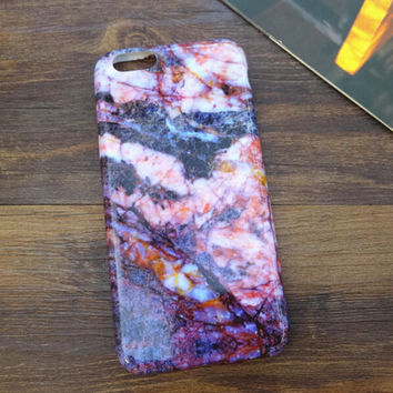 The New Marble iPhone 7 5s iPhone 6 6S Plus Cases Cute Gift