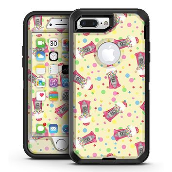 The Fun Colorful Gumball Machine Pattern - iPhone 7 Plus/8 Plus OtterBox Case & Skin Kits